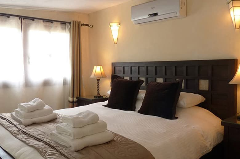 Bedroom 7 - Independent luxury apartment