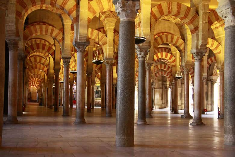 Moorish Cordoba - a 'must-do' recommended day trip from your villa