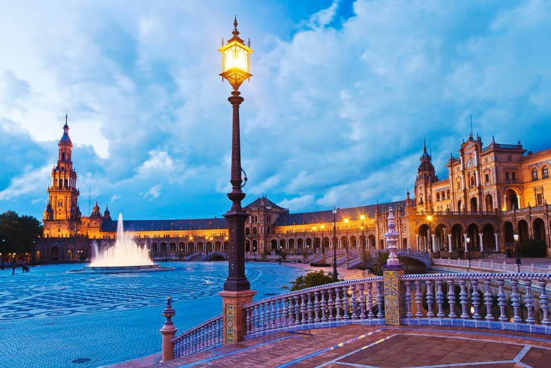 Explore Seville (Sevilla), City of Culture - only 90 minutes from your villa