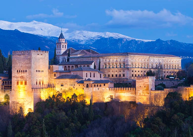Experience Alhambra Palace - a 'must-do' recommended day trip from your villa