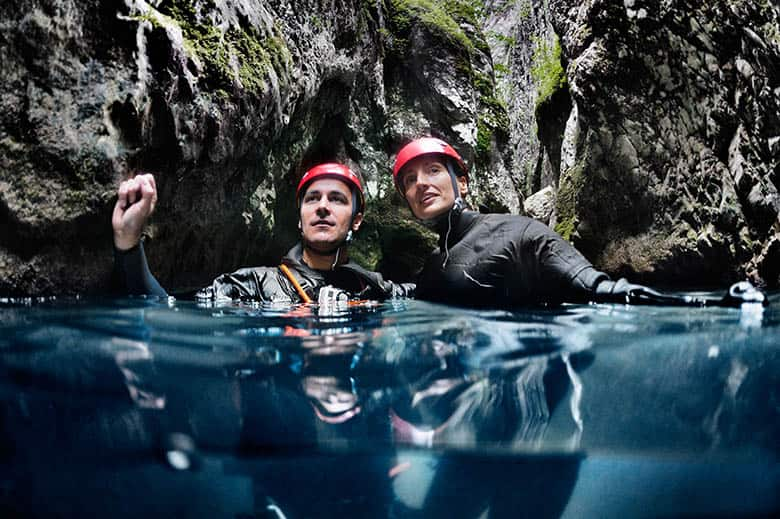Ever Tried Canyoning? - just 15-20 minutes from the villa