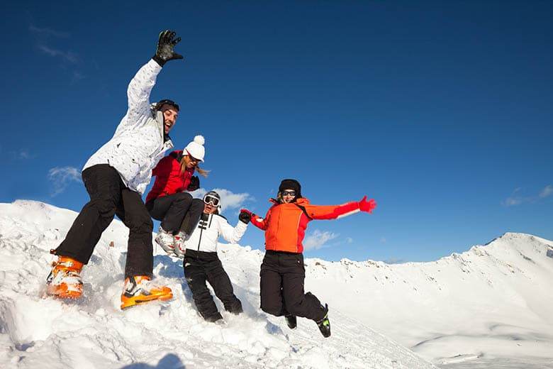 Go Skiing at 3,400m! - just 2.5hrs from your villa