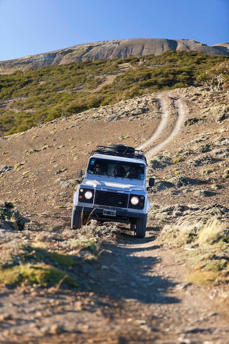 Explore 4x4 Style - pick-up right from your villa